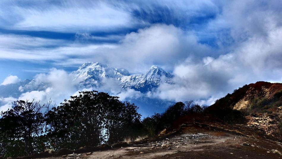 Beautiful stock photos of annapurna,  Annapurna,  Awe,  Beauty In Nature,  Cloud - Sky