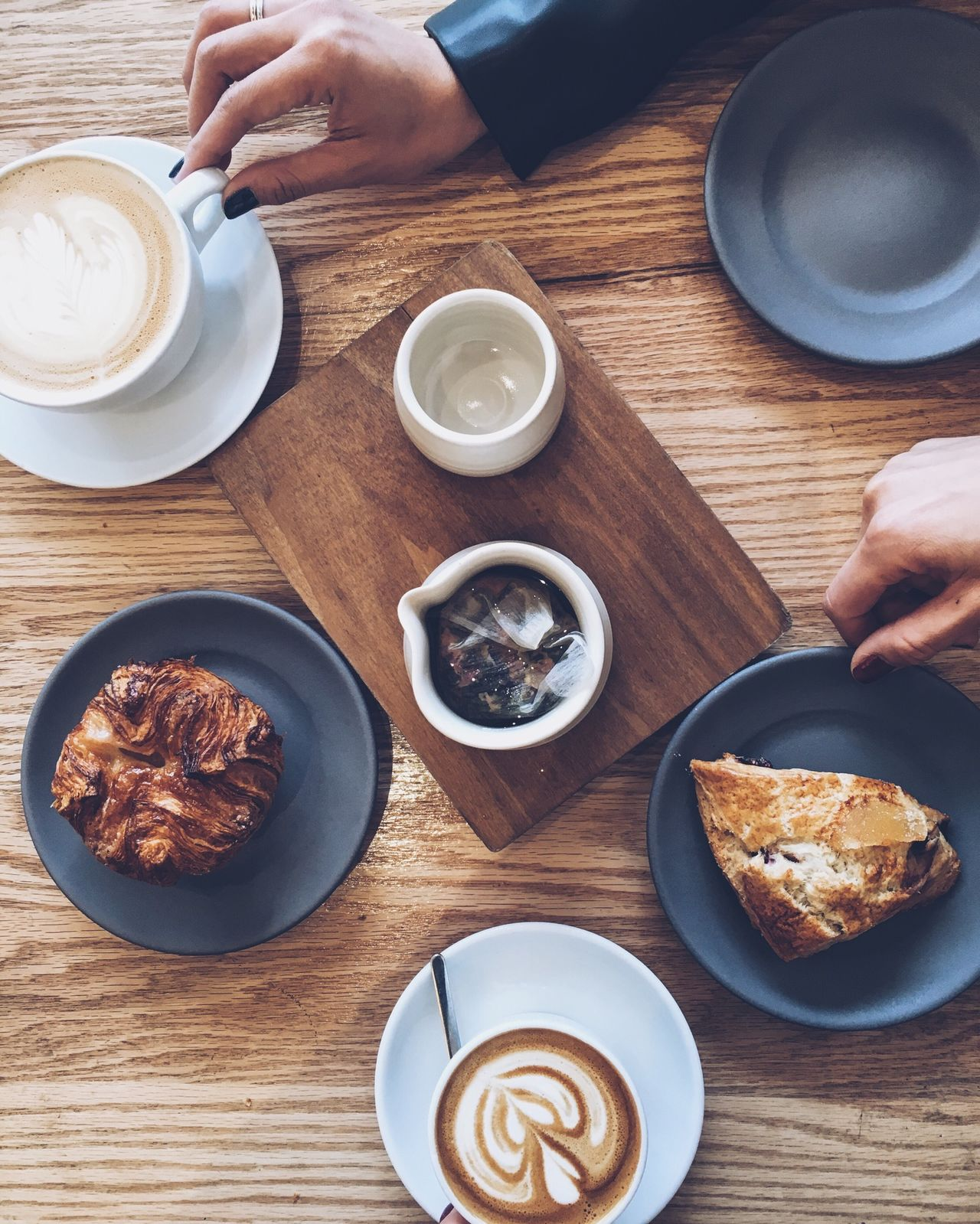 Beautiful stock photos of san francisco, Bread, Breakfast, Cafe, Cappuccino