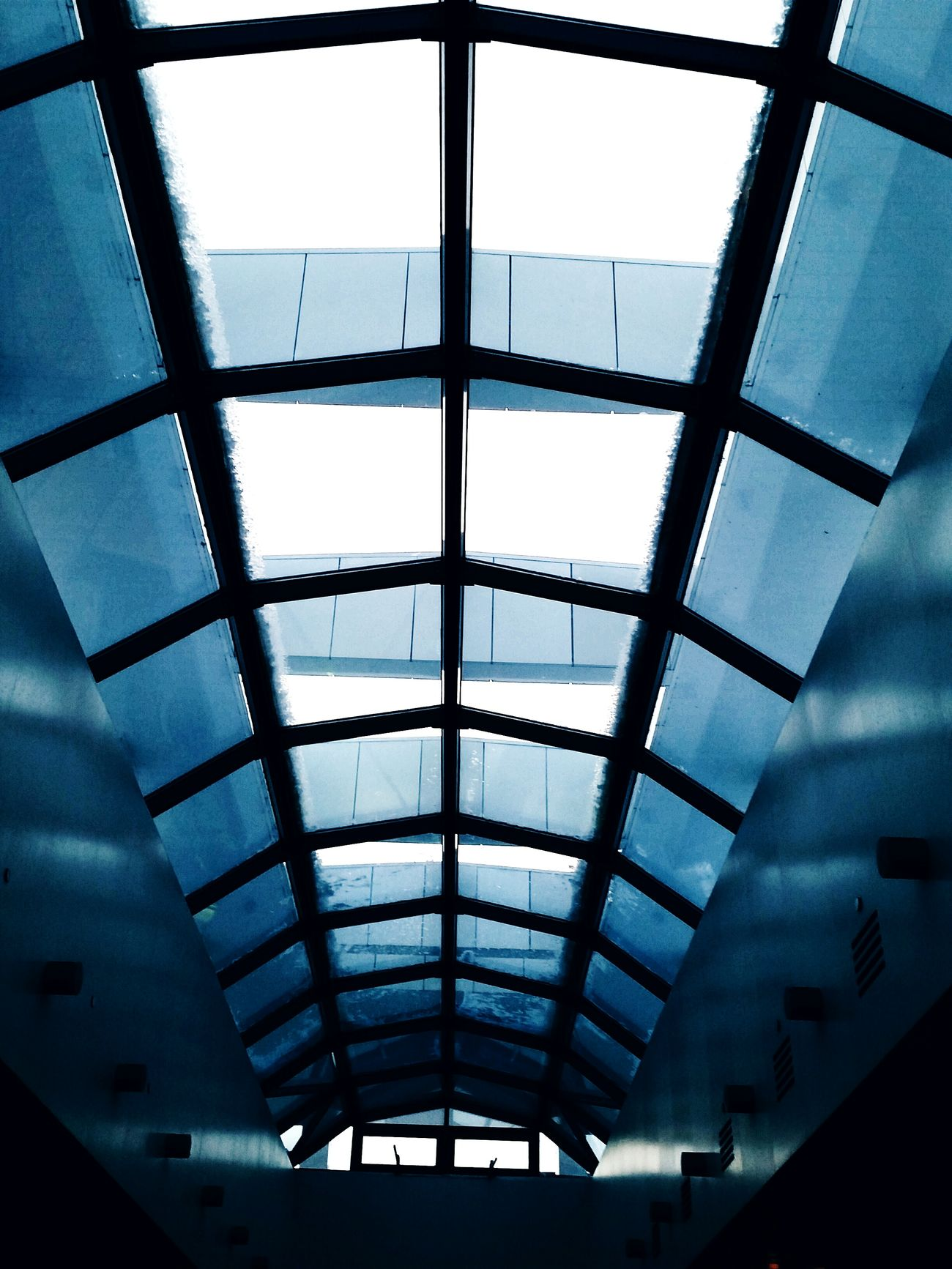 Urban Geometry Architecture Sky Shopping Eye4photography  EyeEm Winter Taking Photos Enjoying Life Relaxing