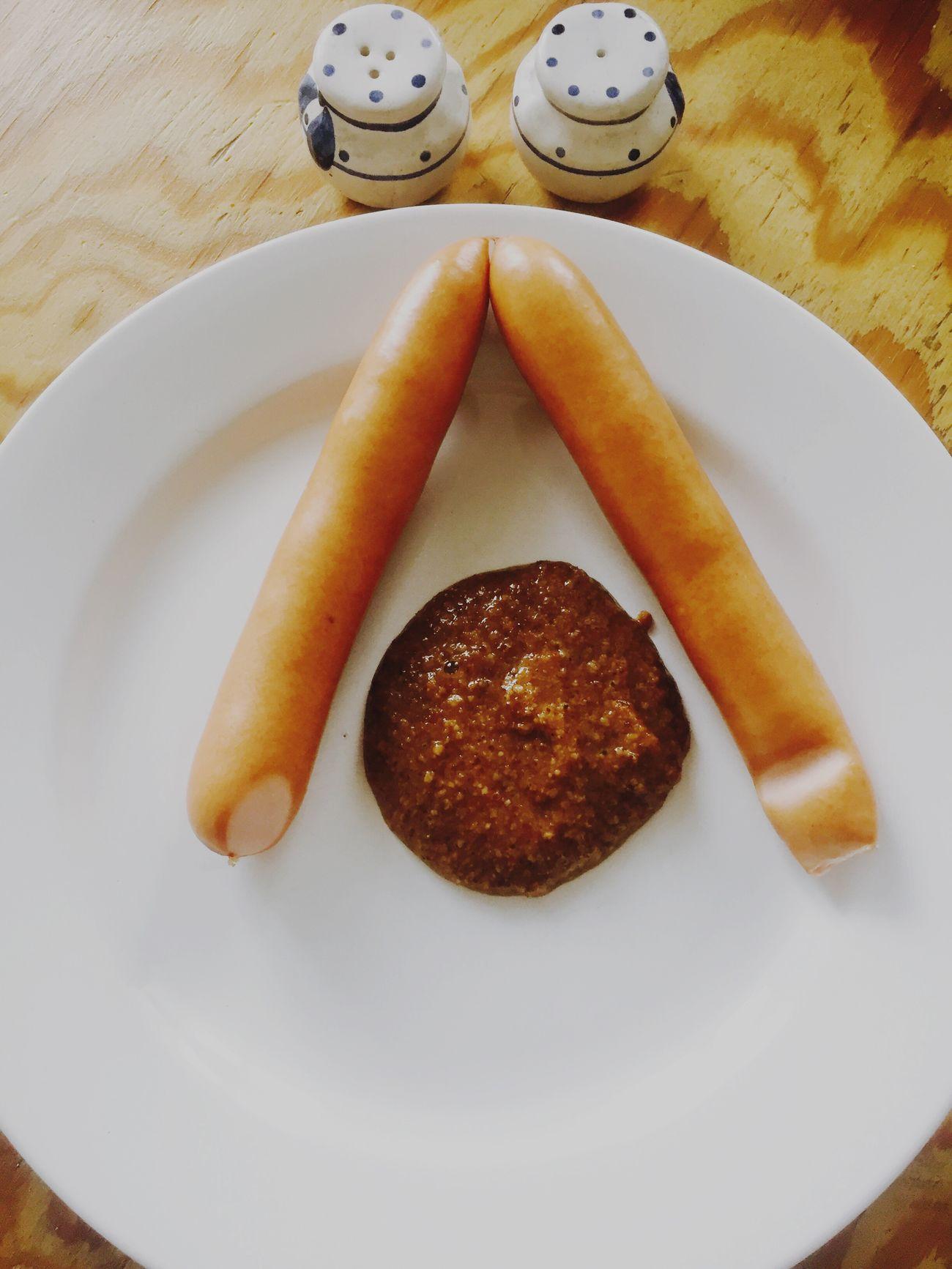 Frankfurter/Wiener Würstchen Food Sausage Dietfood Vinzenzmurr