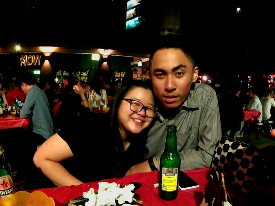 😁🍻😊 WLDYpict Mi4icamera Saturdaynight Centraljakarta