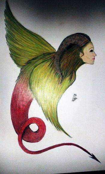 Drawing Colors Art Art, Drawing, Creativity uma viagem muito louca que tive. :-)