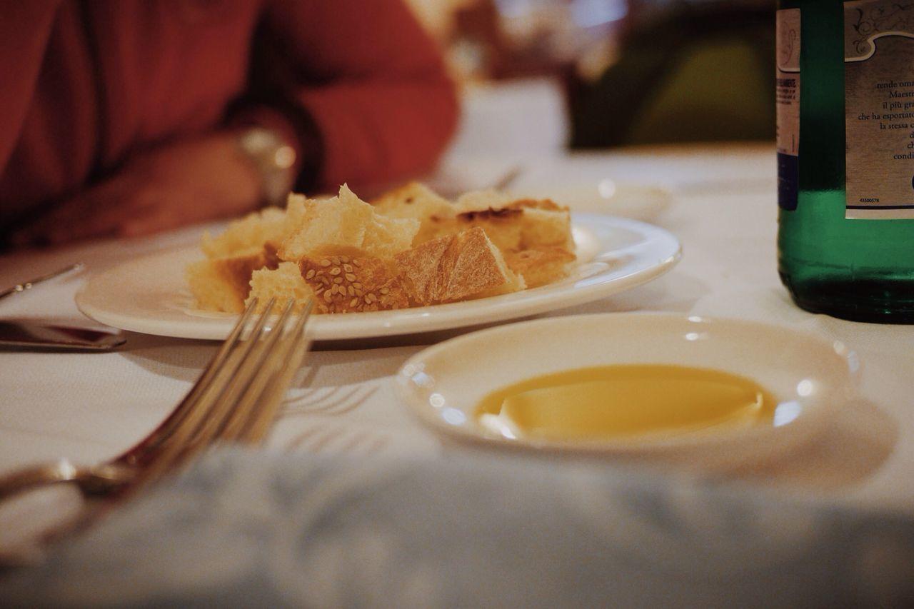 Bread & Olive Oil Foodporn