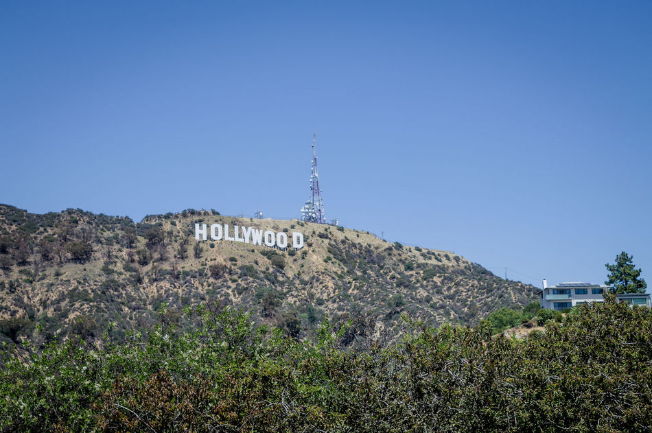 Beautiful stock photos of hollywood, Barren, Building Exterior, California, Clear Sky