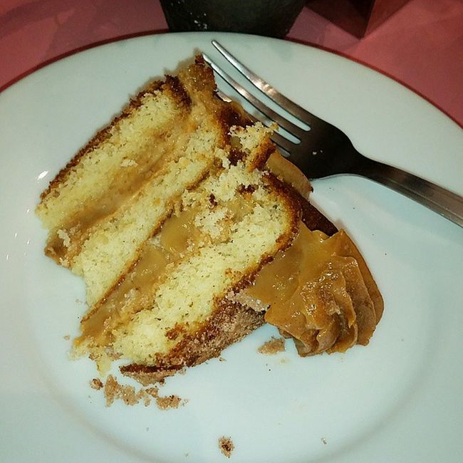 E depois uma Deliciosa Sobremesa no Brigadella Bolodechurros brigadellaiguatemi hummm 😊 instafood instaphoto