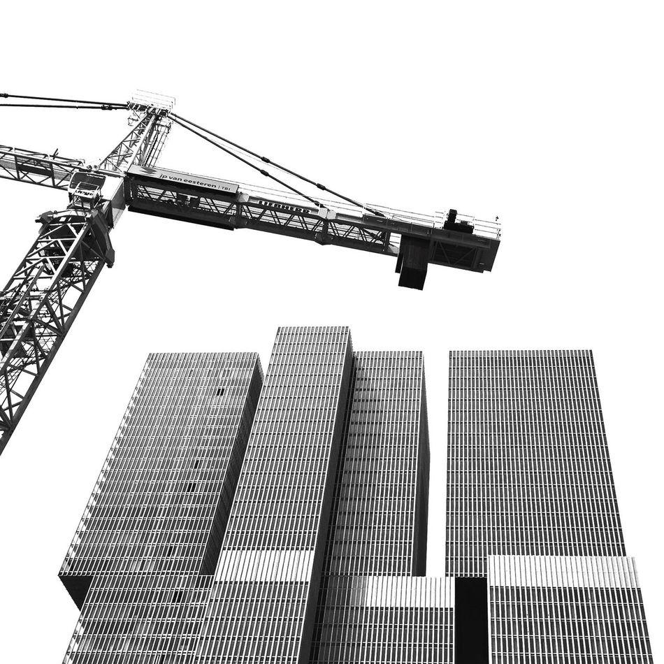 Roterdã Rotterdam Koolhaas Architecture Taking Photos Blackandwhite Photography Blackandwhite Urban Fine Art Photography