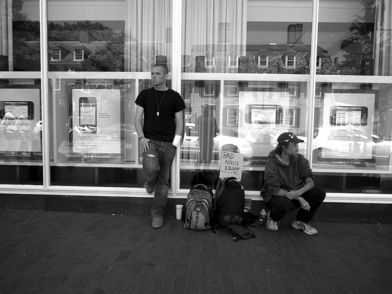 Blackandwhite Streetphotography Streetphoto_bw