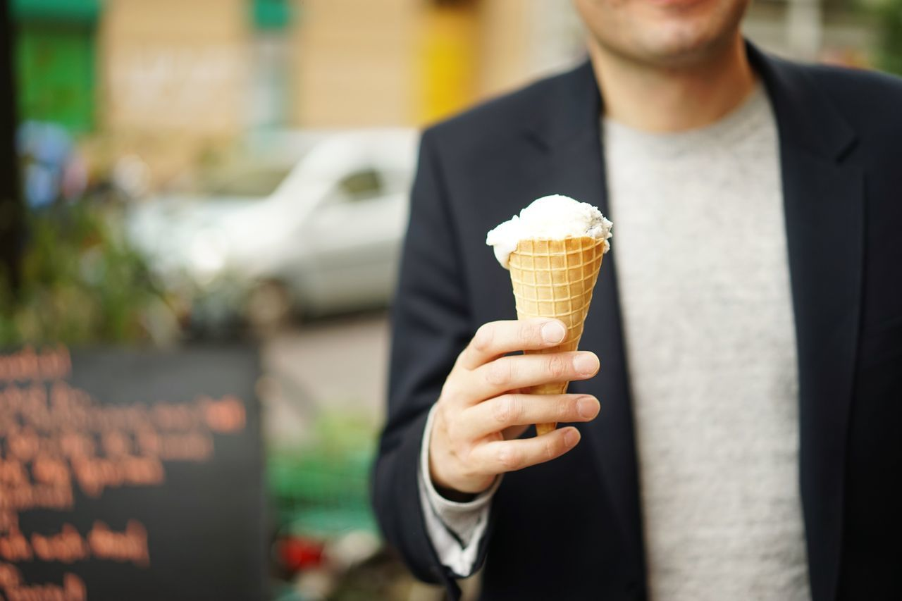 Beautiful stock photos of ice cream, Berlin, Day, Focus On Foreground, Frozen Food