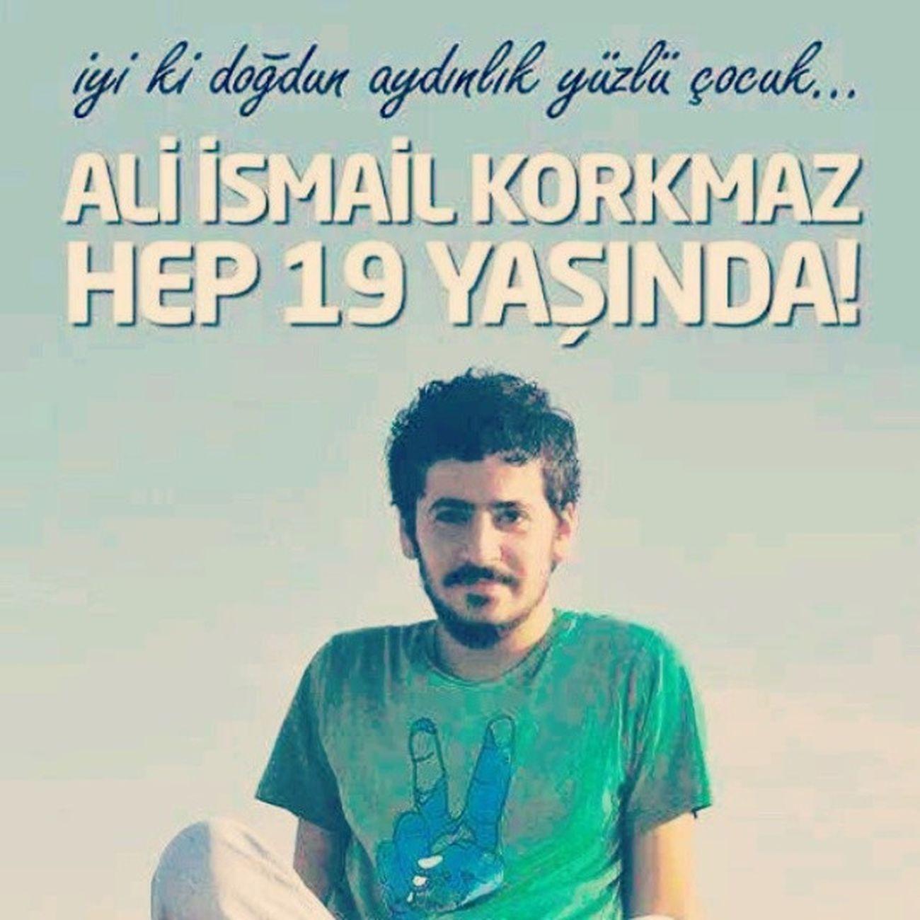 Ali Ismail Korkmaz Iyikidogdun
