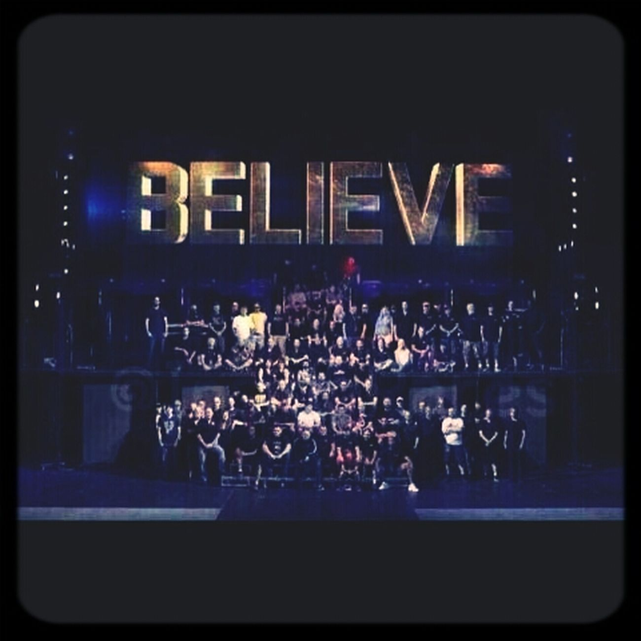 JB Believe Tour Is Finish...