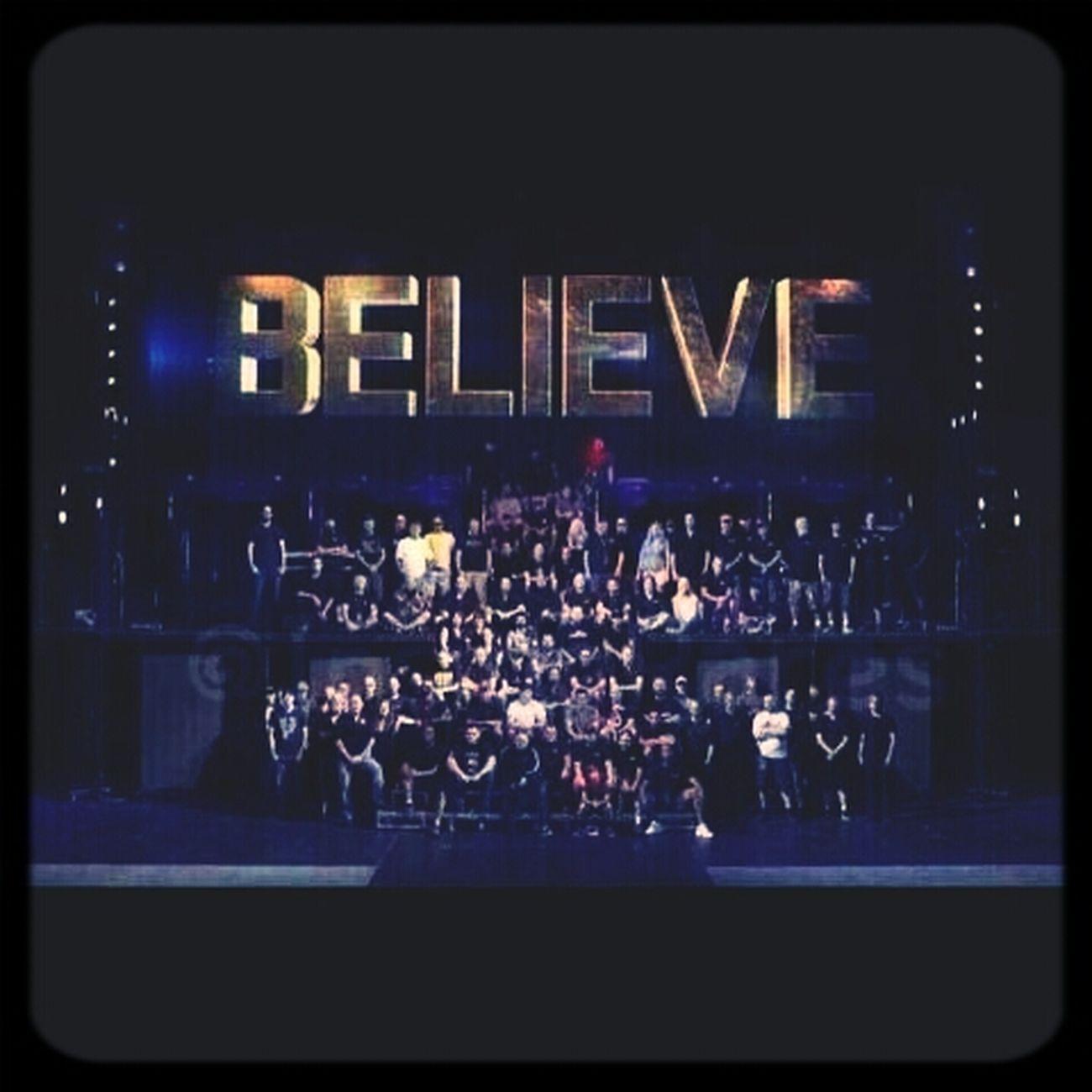 JB Believe Tour Is Finish...