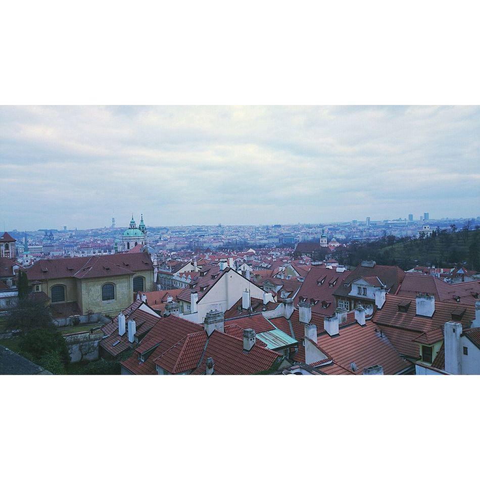 Landscape Prague Prague Castle Praguepanorama EyeEm In Prague