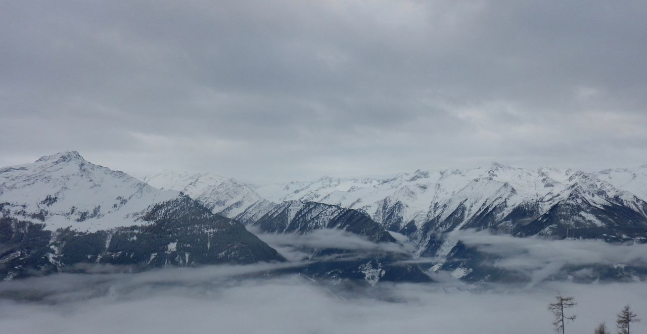 snow, mountain, winter, holiday, landscape, range, no people, tourism, cold temperature, journey, outdoors, sky, nature, day