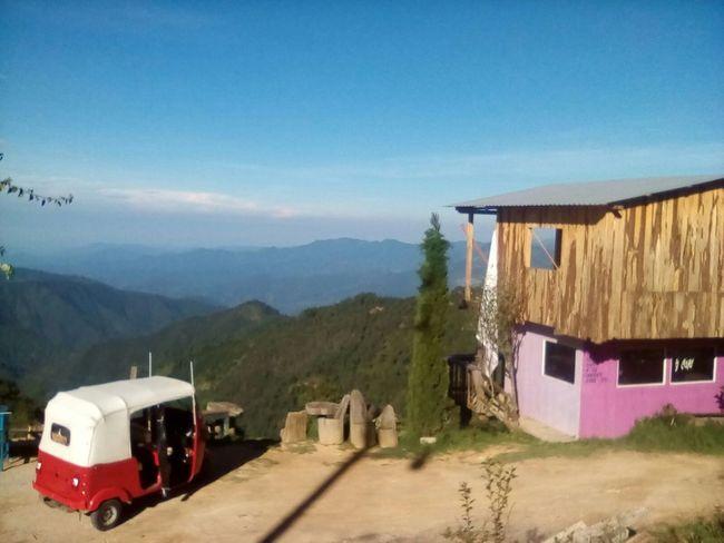 San Jose Del Pacifico Mountain Outdoors Sky Nature Mexico