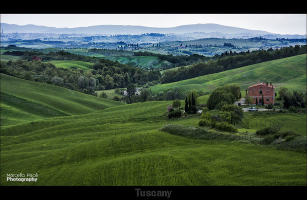 landscape by Marcello