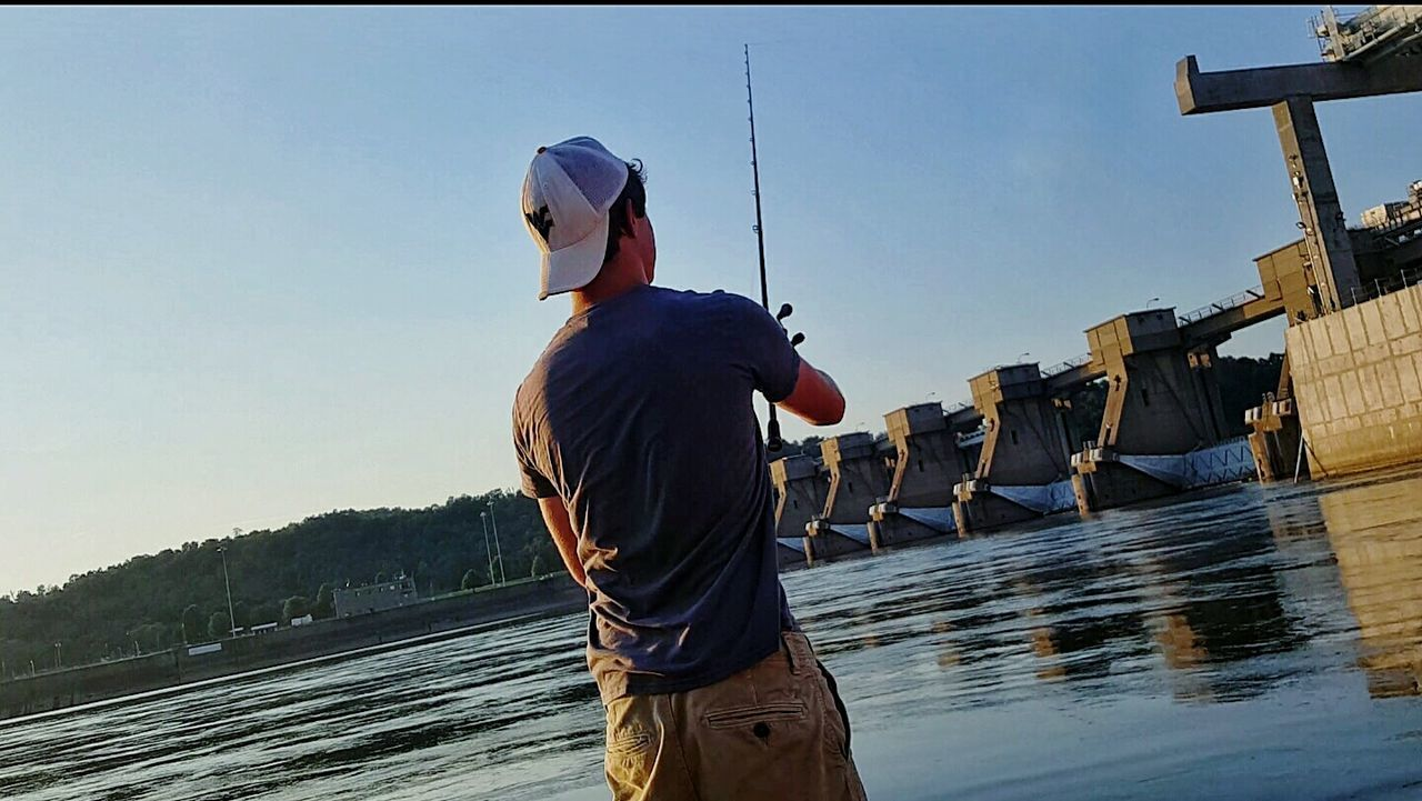 Dam Damfishing Smallmouth Bass Largemouthbass Stripedbass Learning PracticeMakesPerfect Upgrade Summertime