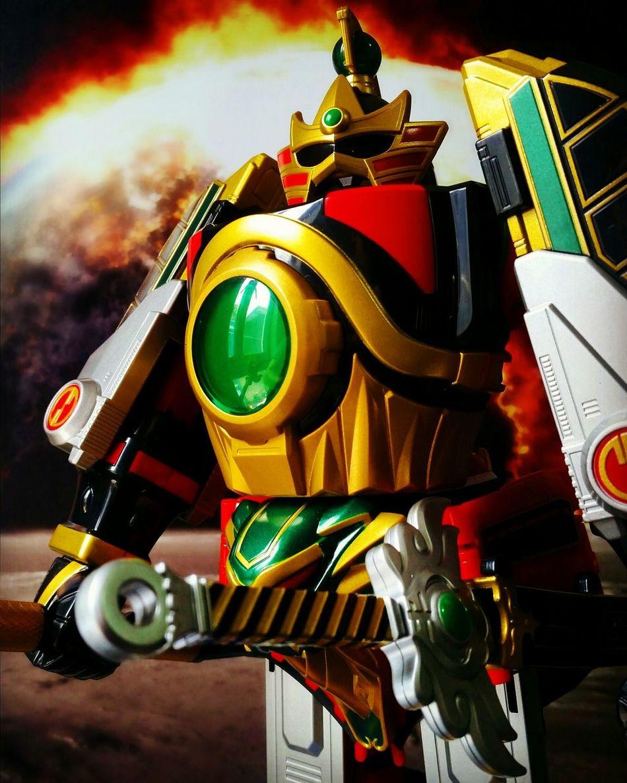 Thunder Megazord Power Rangers Thunder Megazord MegaZord Toys Toy Photography
