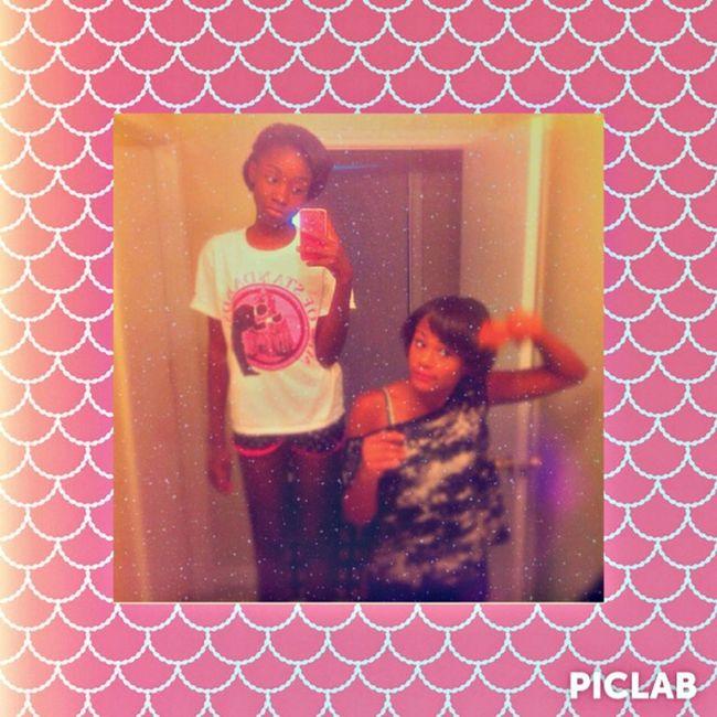 Bestfriendss ! (Sisters) Loveher❤ Sister ❤ Bestfriend❤ First Eyeem Photo