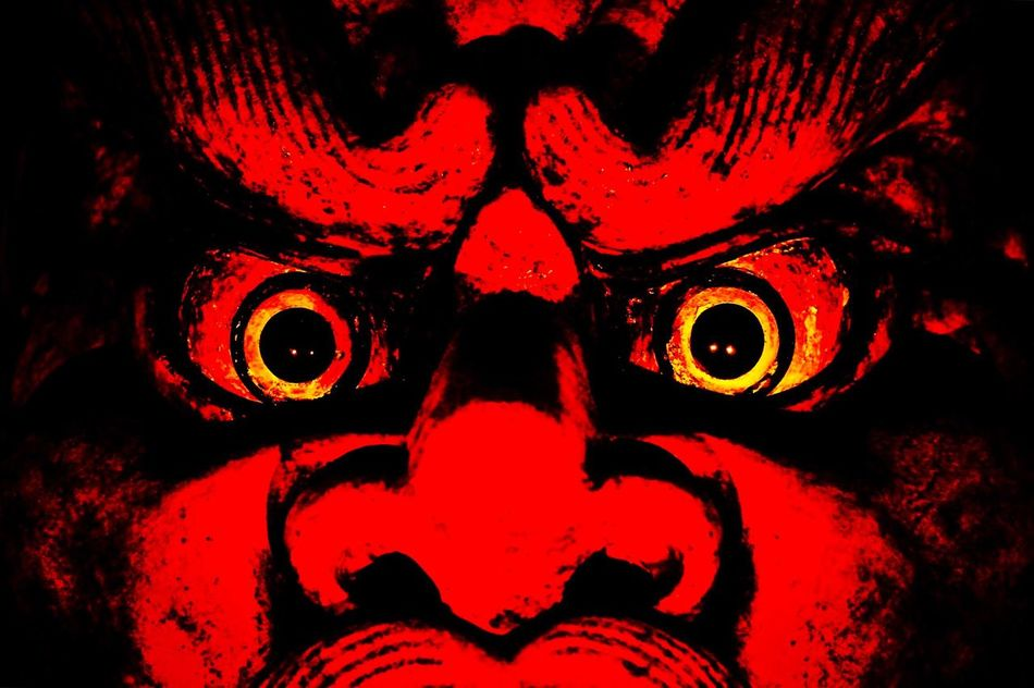 EyeEmNewHere Evil Eyesight Art Is Everywhere Tokyo,Japan The Week Of Eyeem Camera - Photographic Equipment Arts Culture And Entertainment Nikonphotographer Urban Exploration EyeEmBestPics EyeEm Best Shots Week On Eyeem Illuminated EyeEm Diversity TheCreatorClass