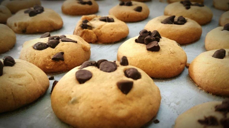 Handmade Chocochip Cookies