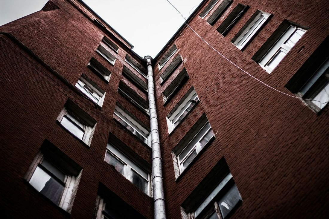 Photo D_bur Moscow Urban Houses Like
