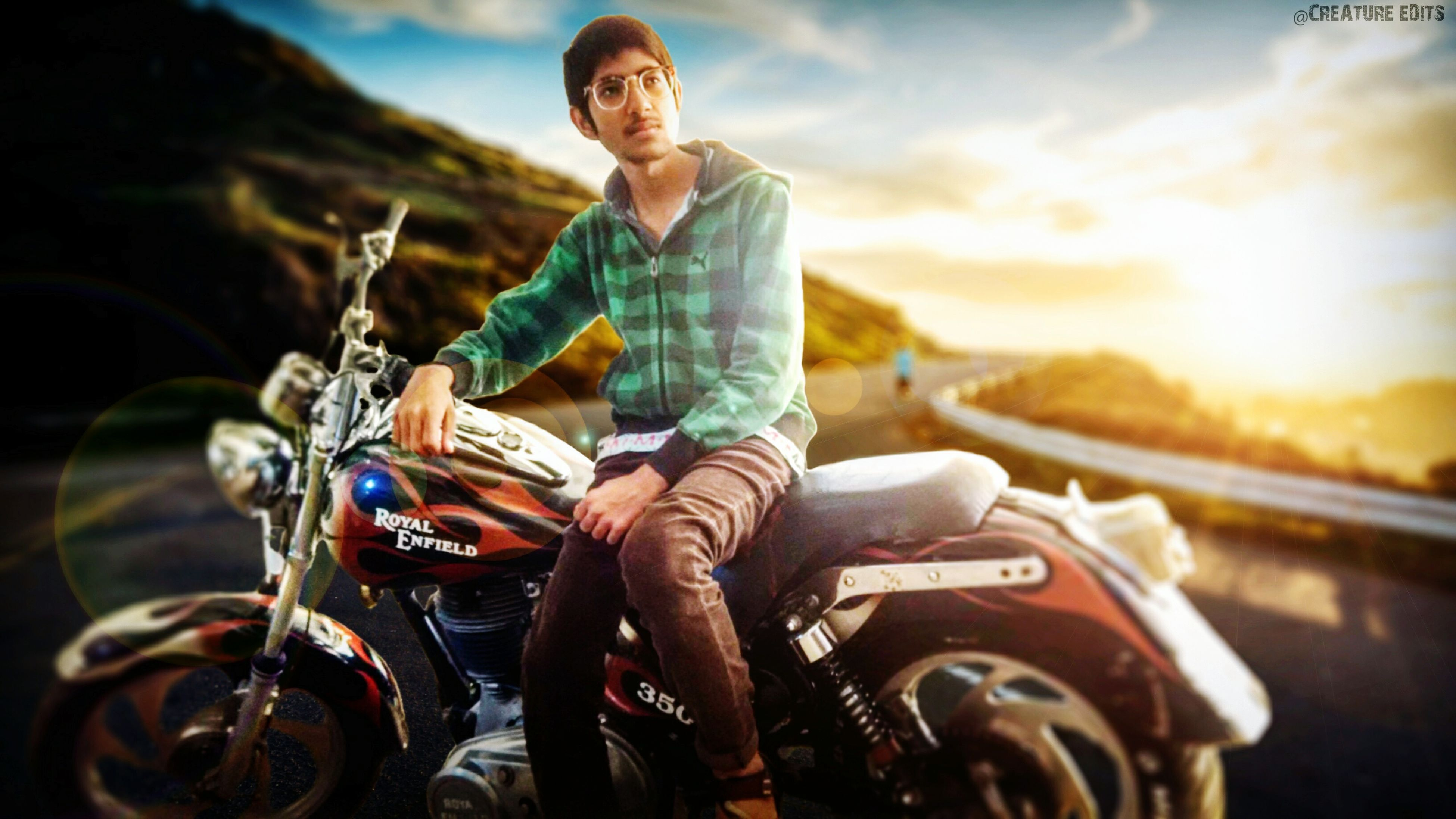lifestyles, leisure activity, casual clothing, person, mode of transport, transportation, young adult, three quarter length, young men, full length, standing, land vehicle, front view, sky, side view, travel, sitting, bicycle