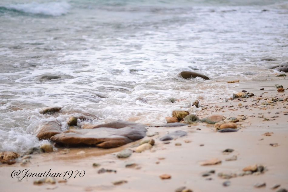 Beach. Shingle. Sea Water Beach Wave Nature Outdoors No People Beauty In Nature Day Shingles Shingle Beach