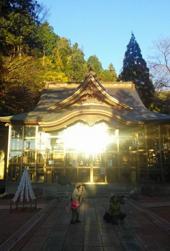 Religion Travel Destinations Architecture Spirituality Tree Gold Colored Tranquility People Gold Sky Adult Statue Outdoors Full Length Only Women Day Adults Only One Person 金剱宮 🇯🇵 Japan 神社 パワースポット Ishikawa Prefecture Ishikawa, Japan