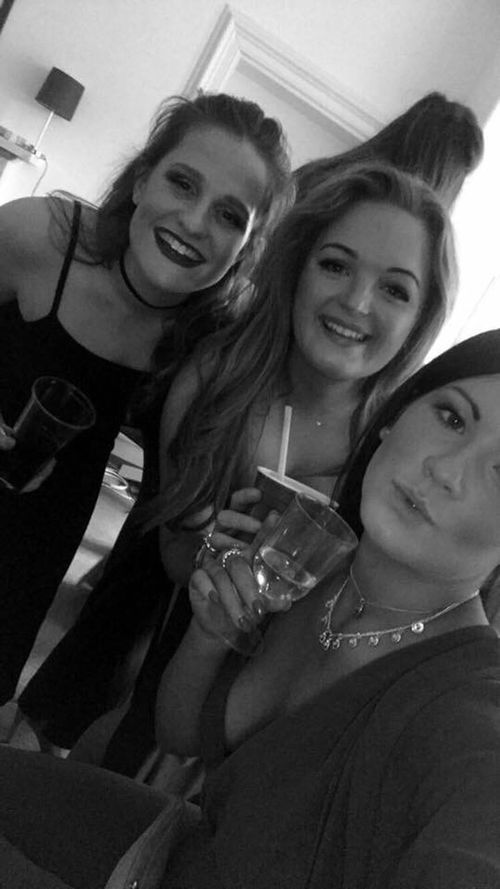Balling with these beauties Grandball Scotland Musselburgh Edinburgh University Qmu Hockey Smiling Portrait Friendship Looking At Camera Happiness Drinking Celebration Cheerful Lifestyles Togetherness Alcohol Drink Indoors  Party - Social Event Bonding Young Women Young Adult Happy Hour Close-up Adult