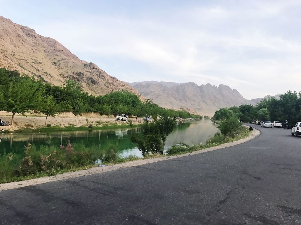 Kandahar Arghandab River 2017 Beauty In Nature Road Landscape Scenics Nature Mountain Mountain Range Outdoors River River View Sky Water Tree No People Day
