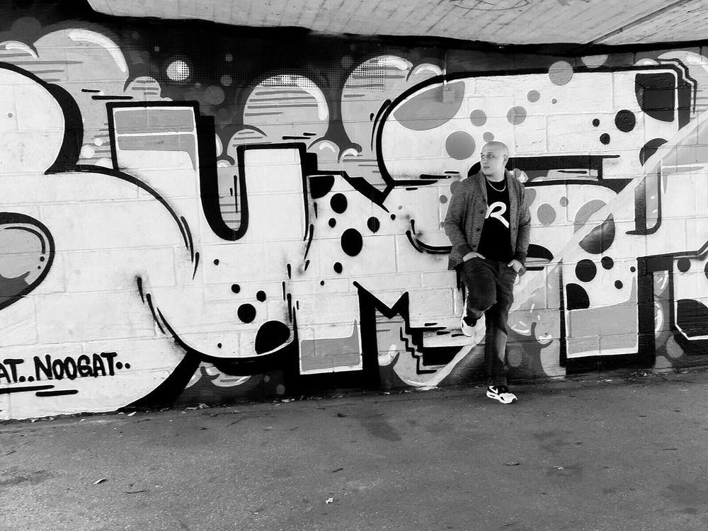 Blackandwhite City Dee EyeEm Best Shots Followme Graffiti Lifestyles Me Nürnberg Ontheway Photography Rocawear