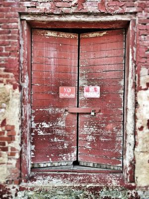 door by Frederick Espy
