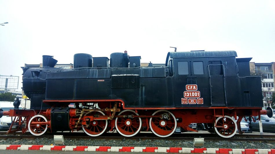 Transportation Mode Of Transport Old-fashioned Outdoors Steam Train Road Trip Trainphotography Oldandforgotten Trainride