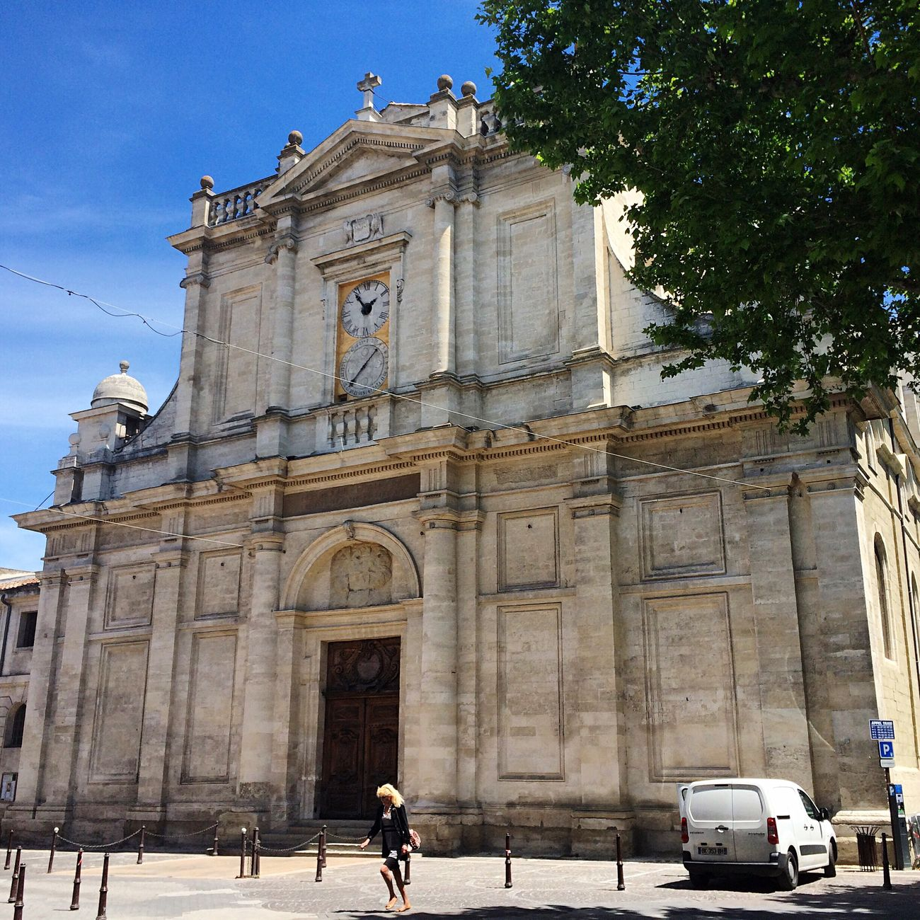 Church Architecture Provence Taking Photos Patrimoine De France Photography Downtown Streetphotography Street View Jésuite Architecture Monument Historique Baroque Style