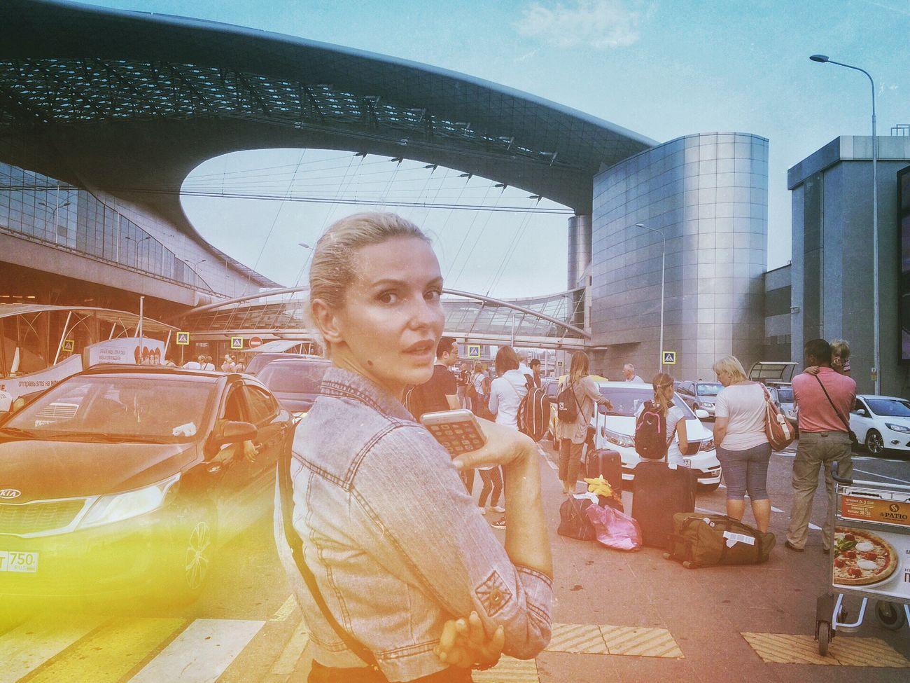 ...знакомка... | Airport On The Run Architecture Check This Out Hanging Out Sheremetyevo Airport Irina Barinova Ирина Баринова Enjoying Life Taking Photos шереметьево My Wife