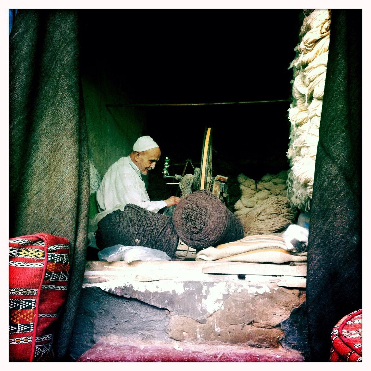 Morocco Handcraft
