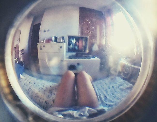 Relaxing Eyefish Girl Room