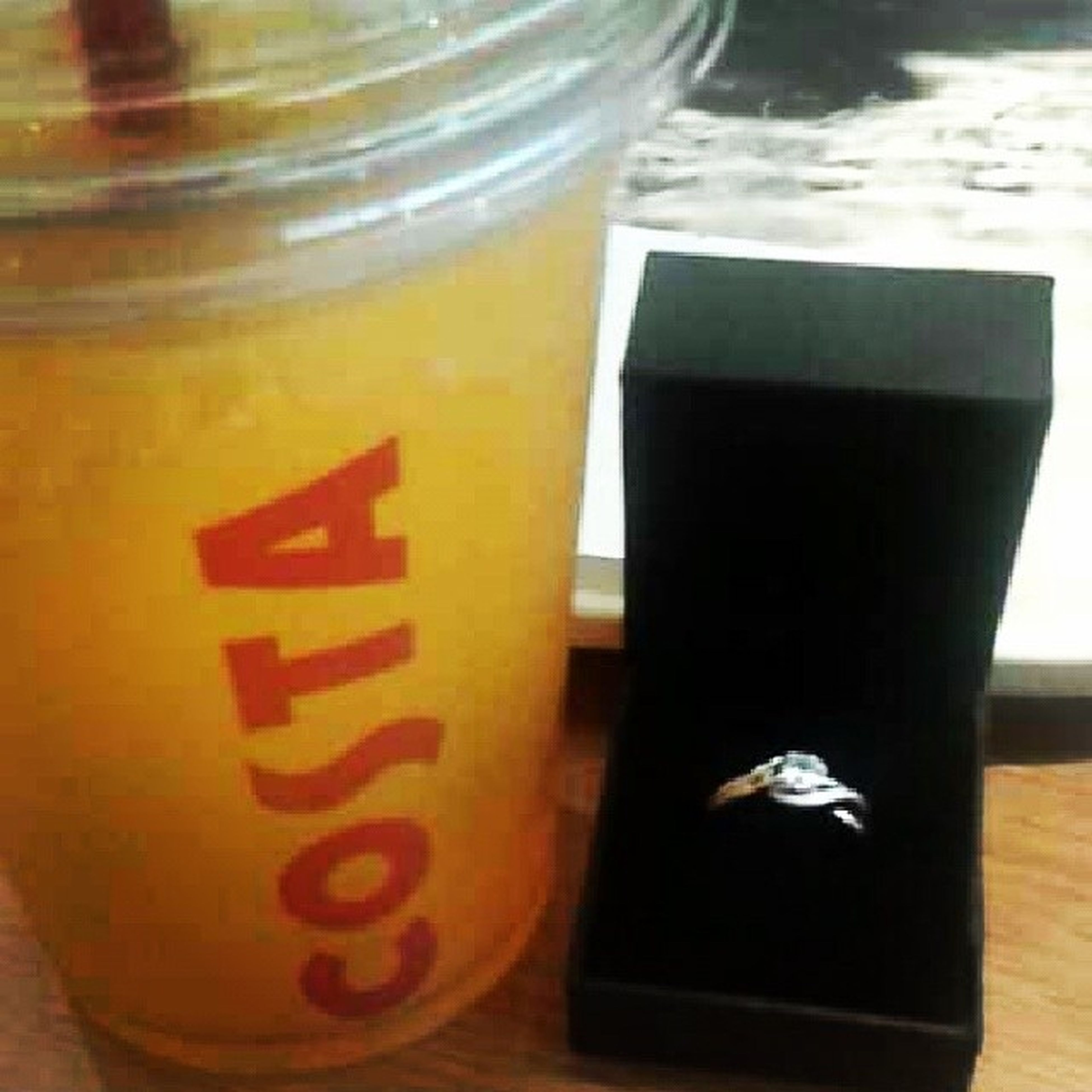 Love love love Ring Prom Hsamuel Silver  bluetopaz love happy jewellery yay nextmonth fave costa peachlemondade disappointment no upset stillhappy happygirly