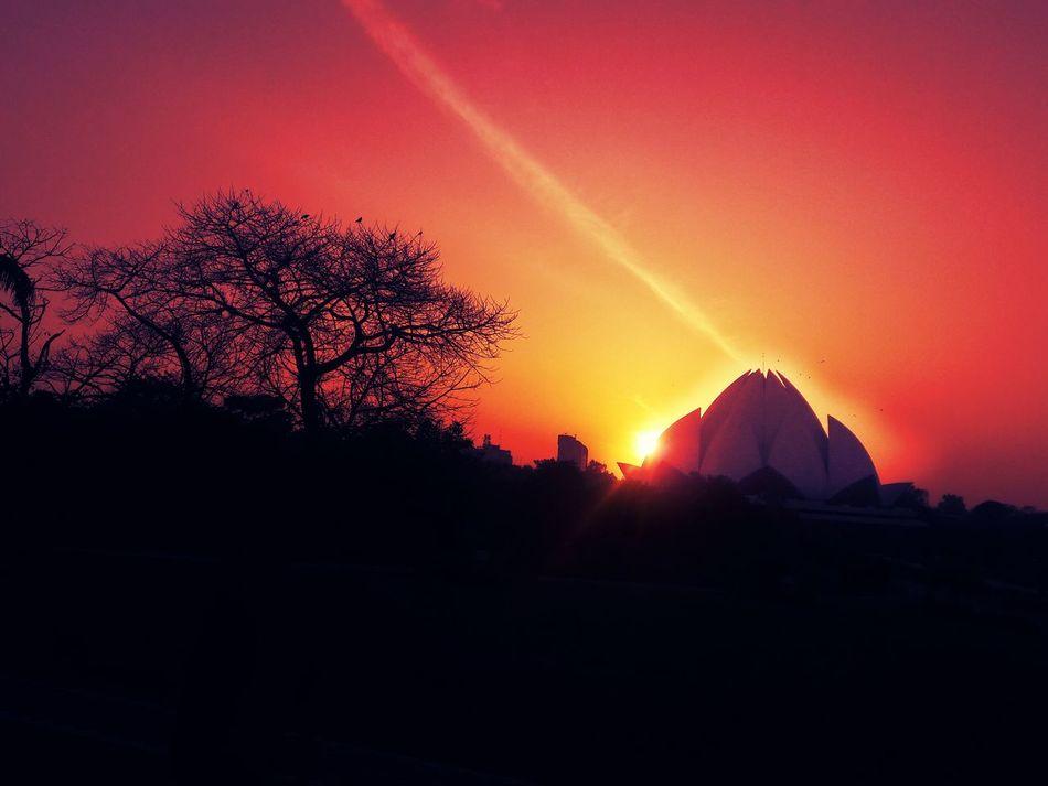 Sunset Beauty In Nature Dark Photography Bestoftheday