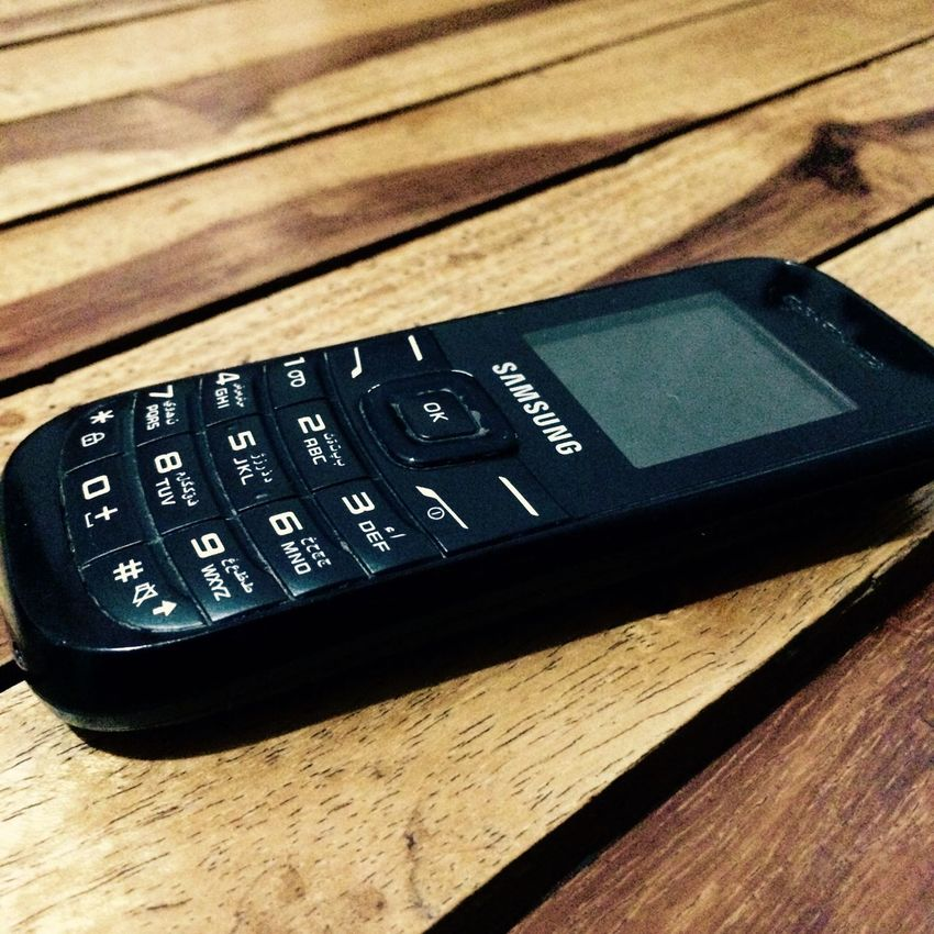 We were not extict. We were just hiding in the dark corners of your drawers and cabinets. Old Phones