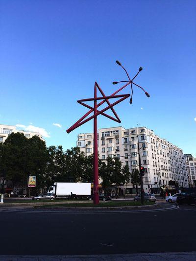 Built Structure Porte de Bagnolet Paris Streetphotography