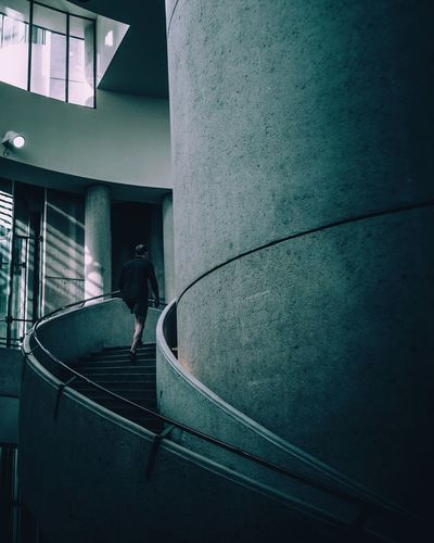 The Week On EyeEm Staircase Architecture Indoors  Spiral Staircase People Real People StillLife Streetphotography Streetphotography Colors Street Photography City Life Urban Perspectives Streetphoto_color Urban Exploration Urban Photography Los Angeles, California