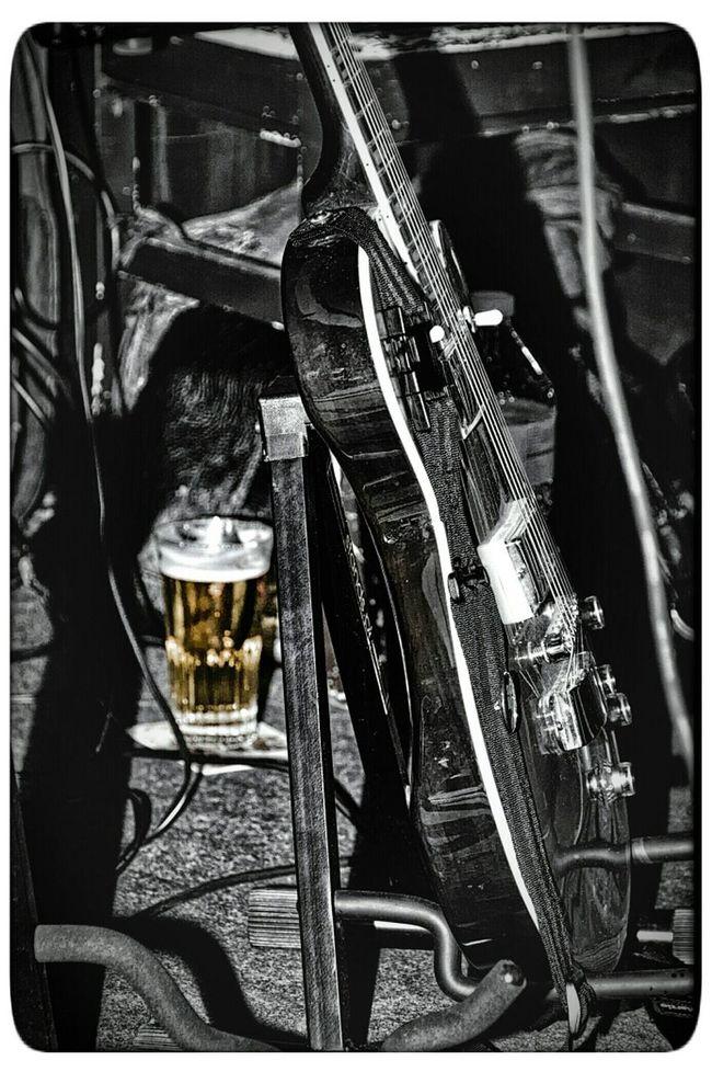Blackandwhite Music Rising Sparks 1day/1pic