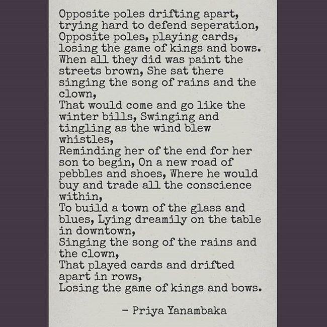 39 of the mid 60's - Priya Yanambaka Instagram Instalove Instapoetrychallenge Instapoetrycommunity Instapoet Instacomment Instalike Instapoetry Instapoetrypage Instagood Instapoem Instapoems Instapoemproject Instapoemandquotes Destiny Memory Love Passion Dayandnight InstaQuotes Intelligence Punctuation Questions Answers Poem poemsofinstagram poems