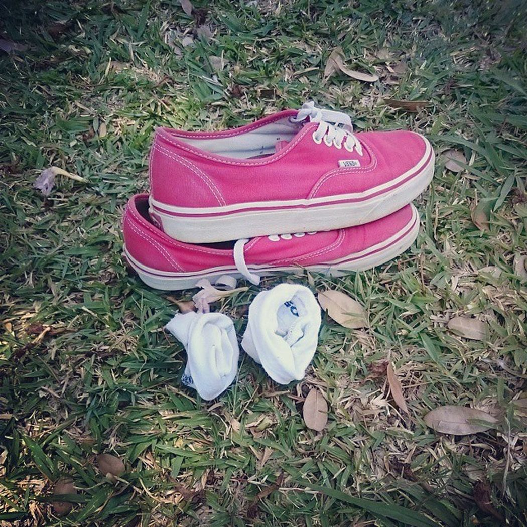 I show your shoes ❤ @manon.jumel Pique Nique