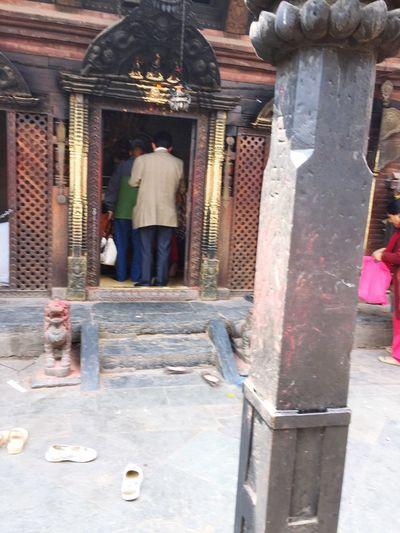 Banglamukhi nepalese temple