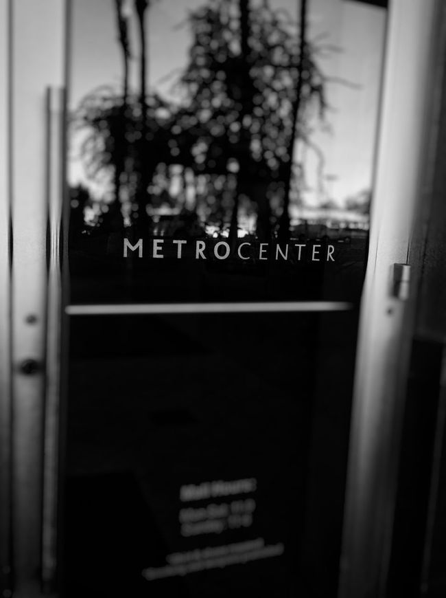 Western Script Text Information Sign Window Communication Transportation Close-up No People Indoors  No Smoking Sign Day Blackandwhite The Way Forward Modern Darkness And Light Atmosphere Eye For Photography Nostalgic  Metrocenter Shopping Mall Phoenix Arizona Door Doorway Built Structure