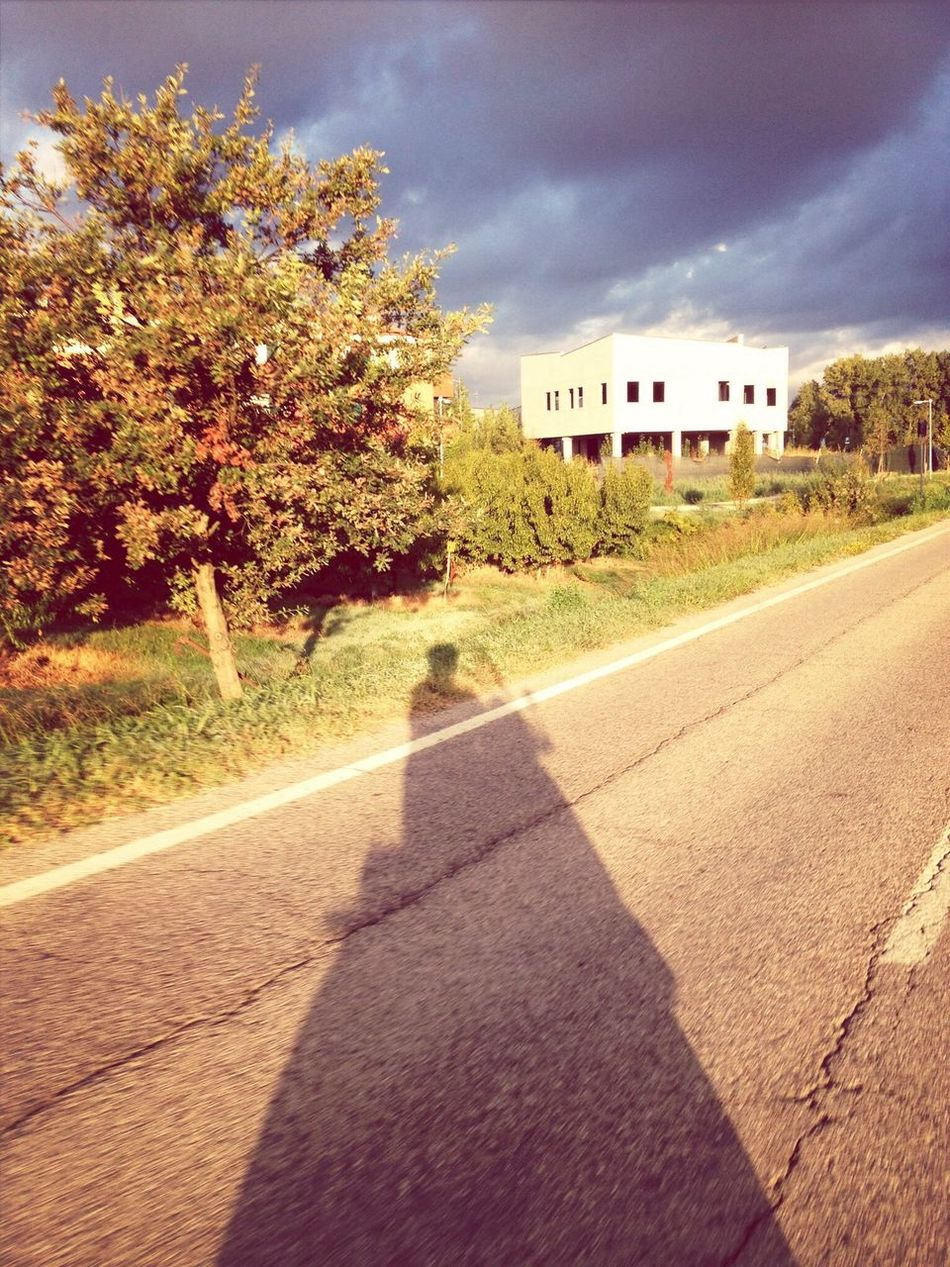 scooting to work Commuting On The Road Eye4photography  Scooting