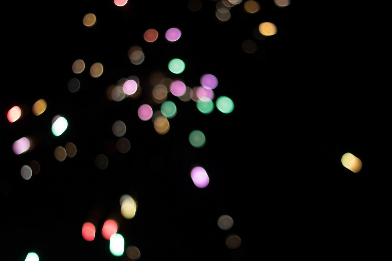 Bokeh Fireworks Bokeh