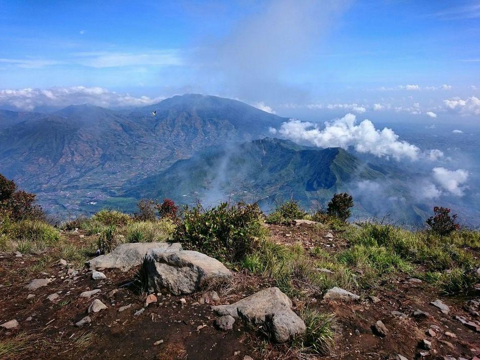 Mount Sindoro Taking Photos Hello World Enjoying Life On A Hike Enjoying The Sights